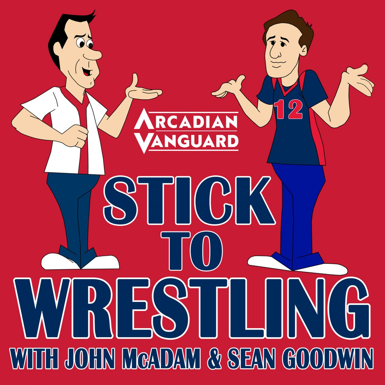 Stick To Wrestling with John McAdam